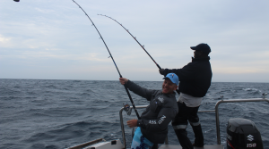 hooked up on a charter
